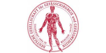Logo Deutsche Gesellschaft für Gefäßchirurgie und Gefäßmedizin
