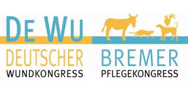Logo DEWU Deutscher Wundkongress/Bremer Pflegekongress