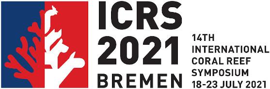Logo International Coral Reef Symposium 2021