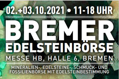 Bremer Edelsteinbörse 2021